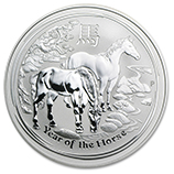 Perth Mint Silver (2014 Horse Coins) (Series 2)